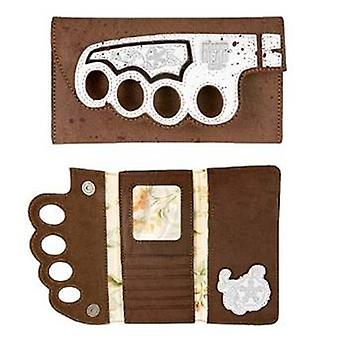 Wallet - The Walking Dead - Cherokee Rose New Toys Licensed TWD-L112