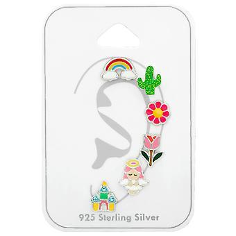 Gemischt - 925 Sterling Silber Sets - W38736X