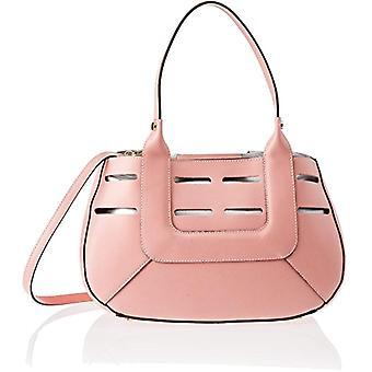 Chicca Bags 8685 Women's shoulder bag Rosa 36x23x14 cm (W x H x L)
