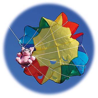 Fallschirm-Schwein-Kite
