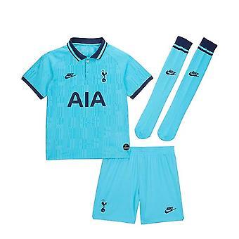 2019-2020 Tottenham derde Nike kleine jongens Mini Kit