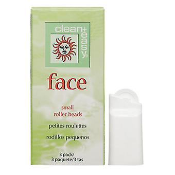 Clean+Easy Face Roller Heads Smal (3)