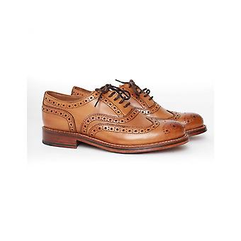 Grenson Stanley Calf Brogue Shoe