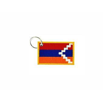Cle Cles Key Brode Patch Ecusson Badge Flag High Karabagh Artsakh