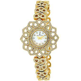 Christian Van Sant Mujeres's Chantilly White MOP Dial Watch - CV4811