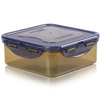 Lock & Lock Eco 870ml Square Box With Lid