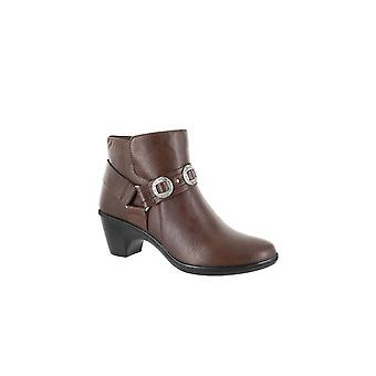 Easy Street Womens Bailey Closed Toe Ankle Chelsea Boots