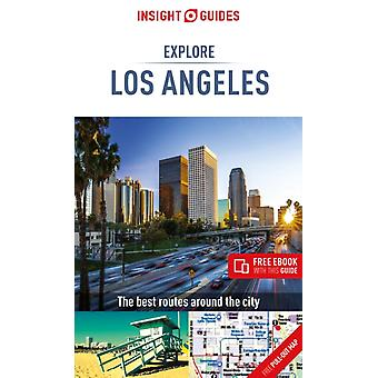 Insight Guides Explore Los Angeles Travel Guide with Free e