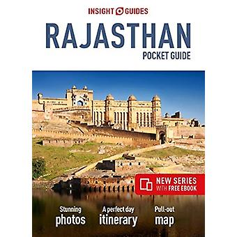Insight Guides Pocket Rajasthan Travel Guide with Free eBoo