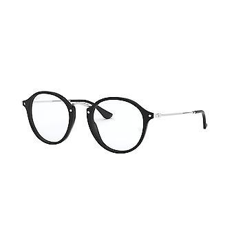 Ray-Ban RB2447V 2000 Shiny Black Glasses