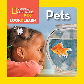 Look amp Learn Pets von National Geographic Kids & Mit Ruth Musgrave