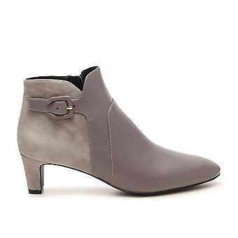 Cole Haan Womens Sylvia Leather Pointed Toe Ankle Fashion Boots