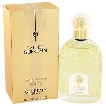 Eau De Guerlain By Guerlain Eau De Toilette Spray (unisex) 3.4 Oz (men) V728-412548