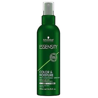 Schwarzkopf Professional Essensity Color & Moisture Spray Conditioner 200 ml