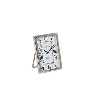 Light & Living Clock 18x13x3cm Kelston Antique White-Nickel