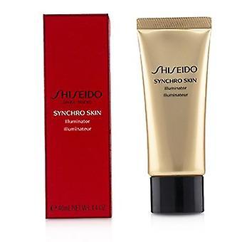 Shiseido Synchro Skin Illuminator - # Pure Gold 40ml/1.4oz