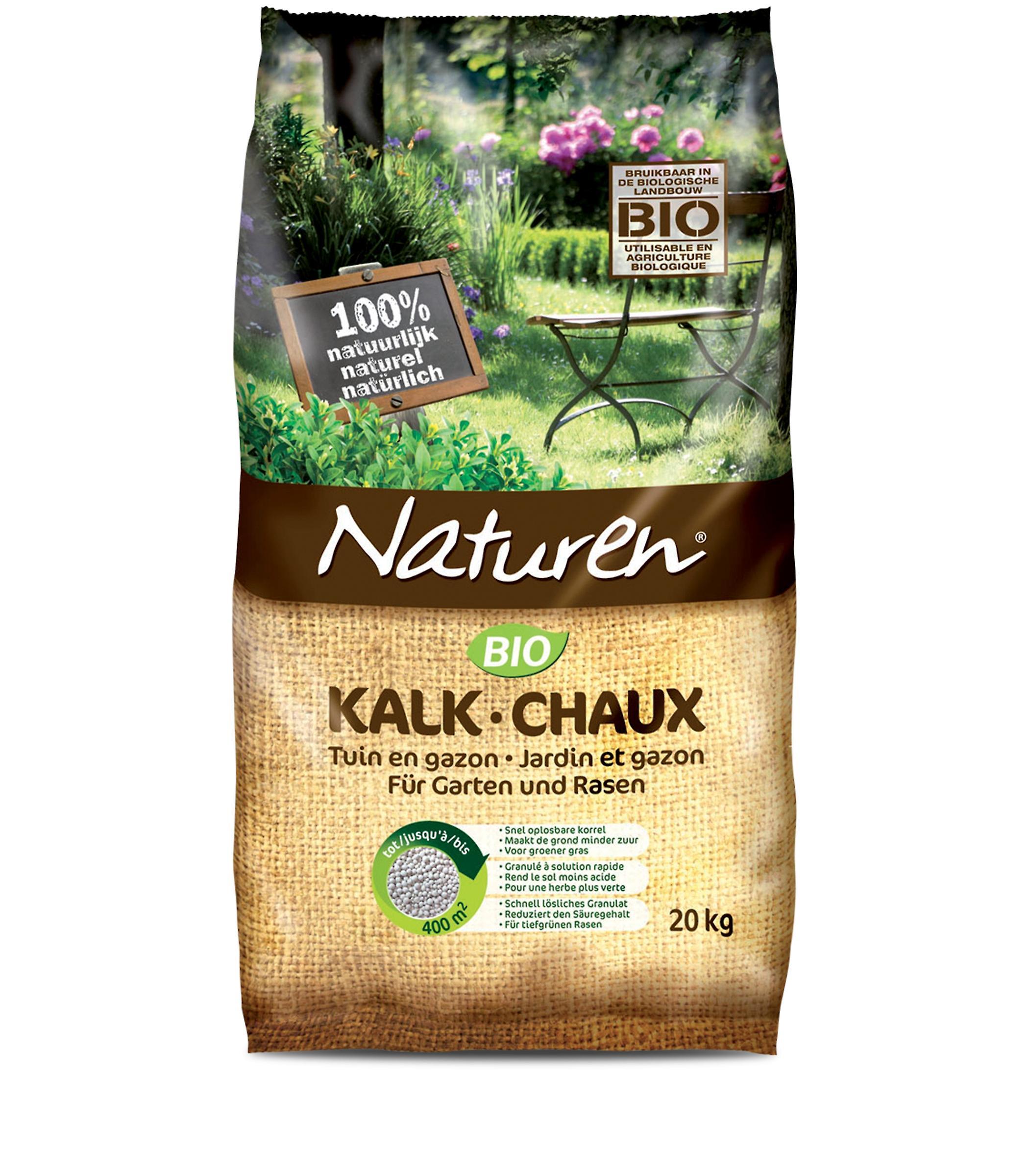 SUBSTRAL® Naturen®  BIO Kalk, 20 kg