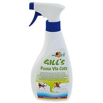 Cani Amici Spray de repelente para gatos Gill