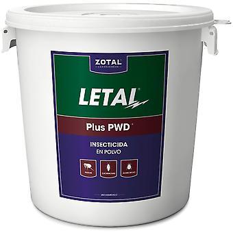 Zotal Letal pluss Pwd Insecticida no Polvo