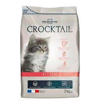 Flatazor Food for cats Crocktail Kitten (Cats , Cat Food , Dry Food)