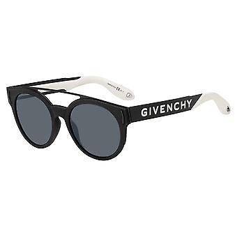جيفنشي GV7017/N/S 807/IR النظارات الشمسية السوداء/الرمادية