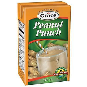 Grace Peanøtt Punch-( 250 Ml X 24 Pack )