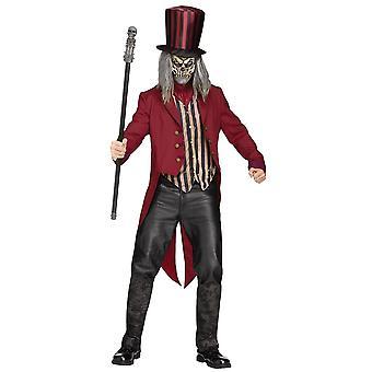 Ringmaster Costume Adult