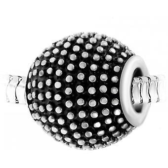 Stål pärla charm från SC Crystal BEA0217