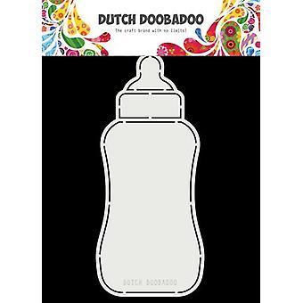 Dutch Doobadoo Card Art Baby bottle A5 470.713.755