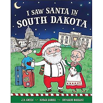 I Saw Santa in South Dakota (I Saw Santa)