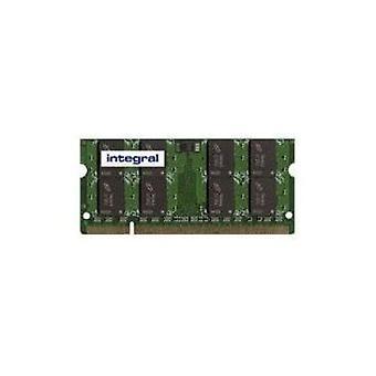 Integraal 2 GB, DDR2, 667 MHz, CL5, SODIMM-geheugen