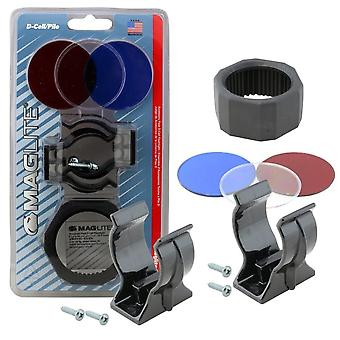 MAGLITE Accessory Pack for D-Cell Flashlight #ASXX376