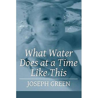 What Water Does at a Time Like This by Ayers & Lana Hechtman
