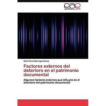 العوامل Externos ديل ديتوريتو أون إل فريمونيو الوثائق من قبل بوريغو ألونسو وصوفيا فلافيا
