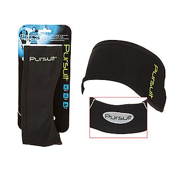 Summit Pursuit Thermal Head Band On Hanging Header - Sports Running Head