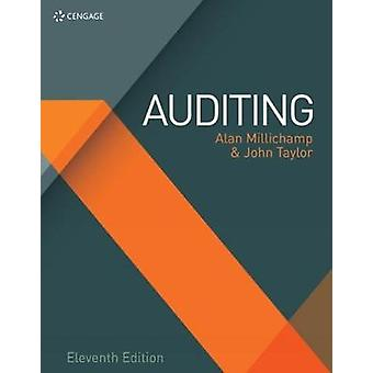 Auditing by Alan Millichamp - 9781473749306 Book
