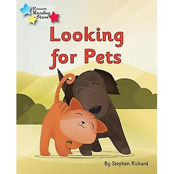 Looking for Pets - Phonics Phase 3 - 9781785919138 Book