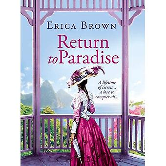 Return to Paradise by Erica Brown - 9781788631273 Book