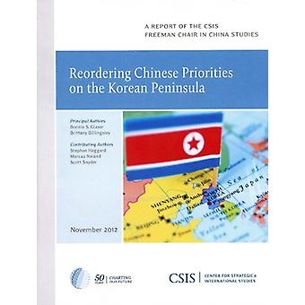 Reordering Chinese Priorities on the Korean Peninsula by Bonnie S. Gl