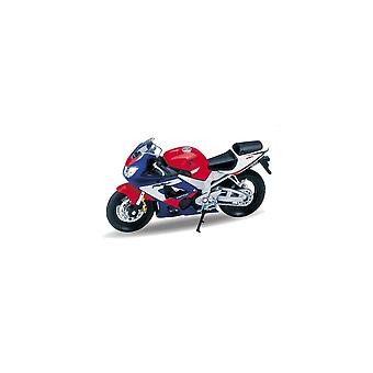 Welly Model  Honda Fireblade CBR 900 RR Motorbike  1:18