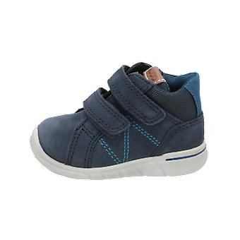 Ecco ECCO FIRST Kids Boys Sneakers Blue Gym Shoes Sport Running Shoes