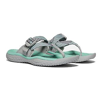 Keen Solr Toe Post Women's Walking Sandals - SS20
