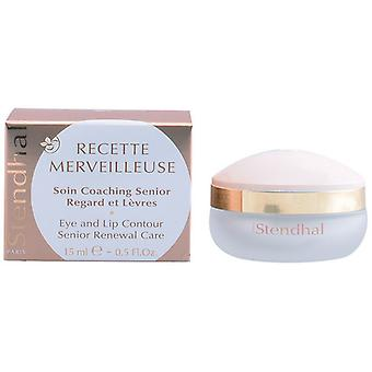 Anti-Ageing hoito silmät ja huulet Recette Merveilleuse Stendhal (15 ml)