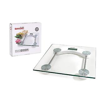 Digitale weegschaal schalen Basic Home Crystal (150 K)