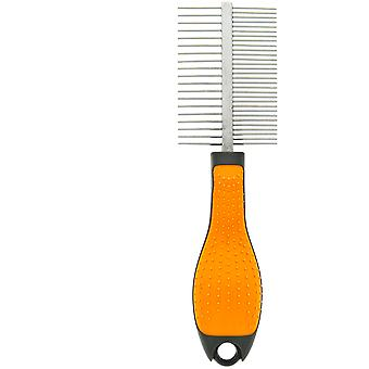 Ferribiella Double Comb  (Dogs , Grooming & Wellbeing , Brushes & Combs)