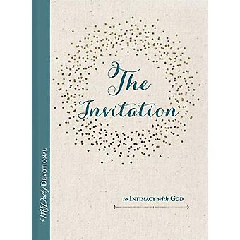 The Invitation to Intimacy with God by Tracey Mitchell - 978140021117