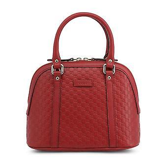 Gucci - Bags - Handbags - 449654_BMJ1G_6420 - Women - Red