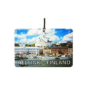 Helsinki - Finnland Auto Lufterfrischer