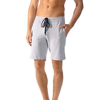 Mey 23550-620 homens gozam cinzento cor sólida do pijama pijama curto