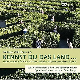 Kennst Du Das Land [CD] USA import